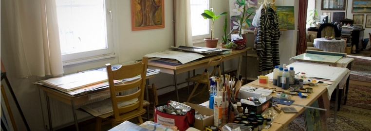 Képek - Festő szoba